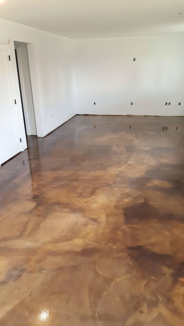 Stained Concrete Floors Concrete Overlays Concrete Polishing